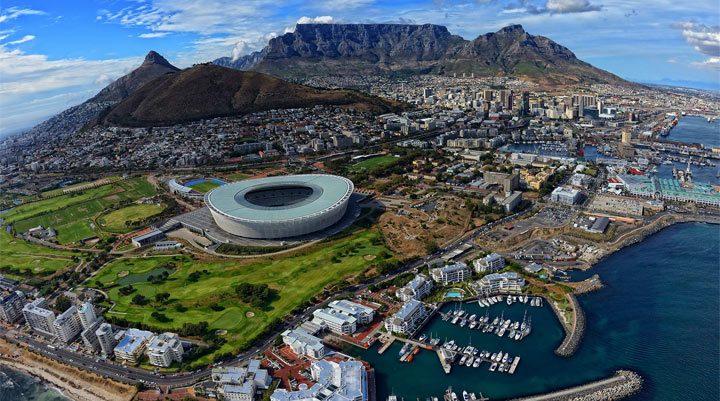 Топ 10 красивейших городов в мире