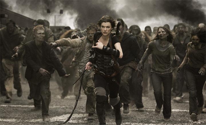 Лучшие фильмы про зомби — рейтинг
