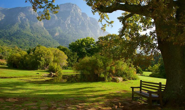 Самые красивые сады в мире — топ 10