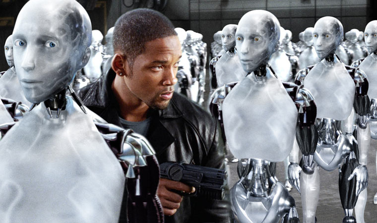 Топ 10 лучшие фильмы про роботов
