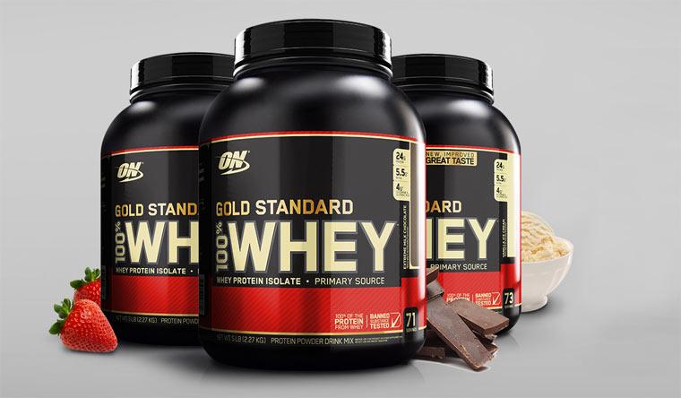 Топ 10 лучший протеин для набора мышечной массы