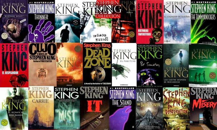 Лучшие книги Стивена Кинга