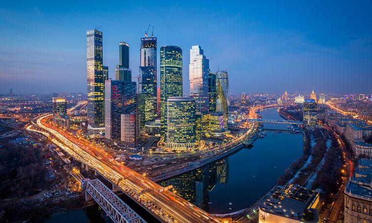 Самые крупные города Европы по чисельности населения