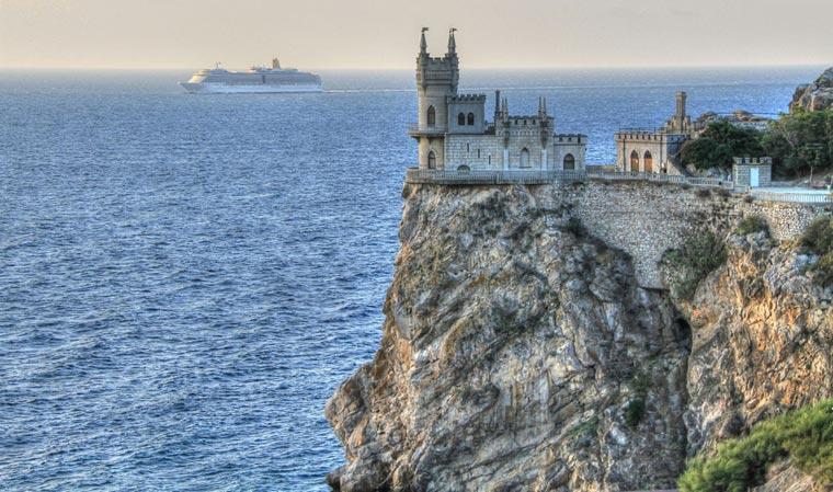 Лучшие достопримечательности Крыма