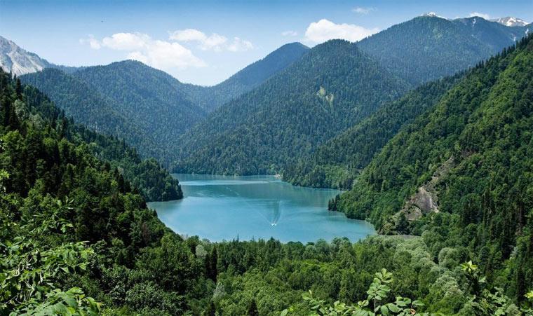 Достопримечательности Абхазии — топ 10