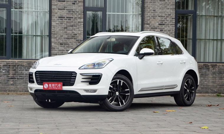 Лучшие китайские автомобили 2017 года