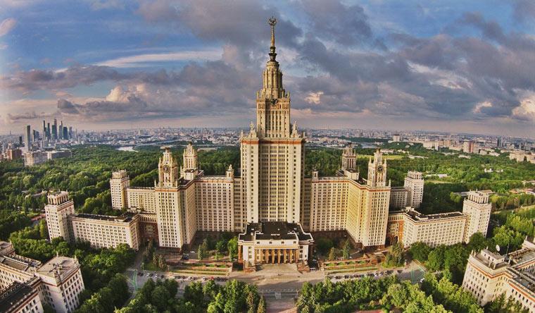 лучшие вузы Москвы