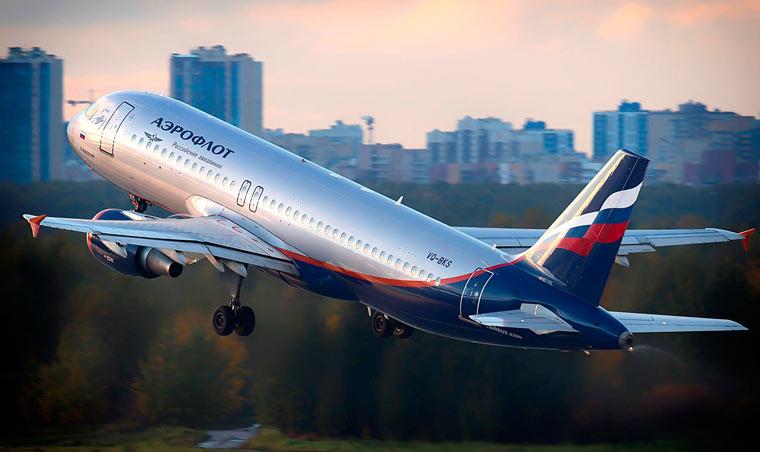 Топ 10 лучшие авиакомпании России