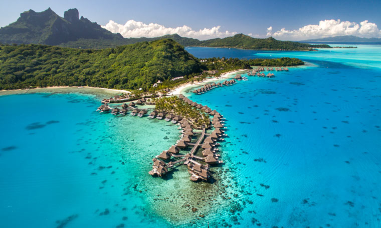 Топ 10 лучших островов в мире