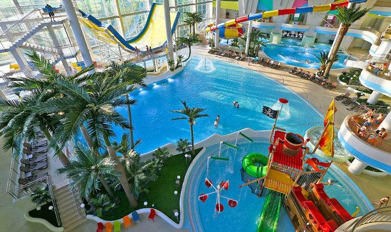 Топ 10 лучшие аквапарки Москвы