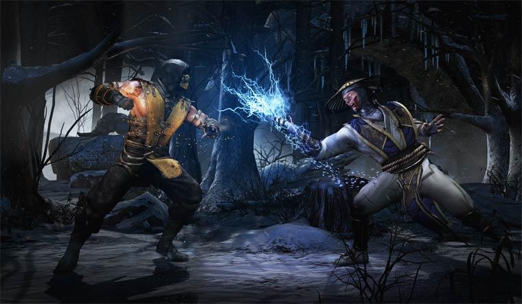 Лучшие файтинги на ПК - Mortal Kombat X