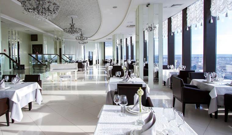 Топ 10 лучшие рестораны Екатеринбурга