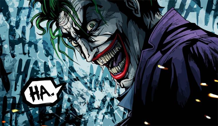 Лучшие суперзлодеи комиксов