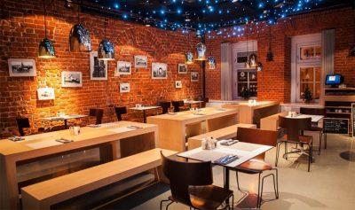 Лучшие пиццерии Москвы