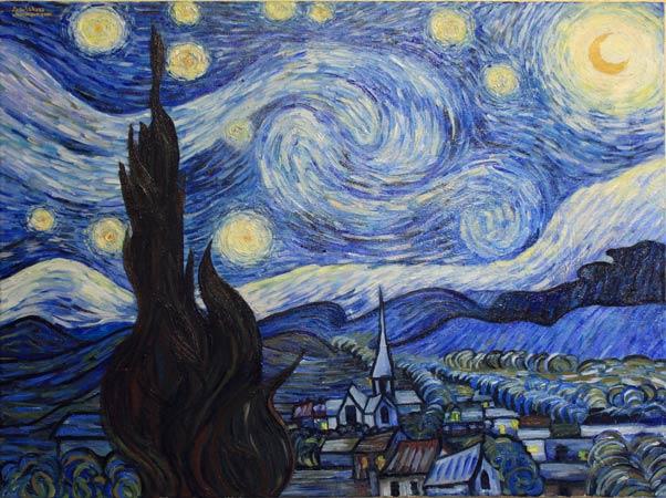 Лучшие картины Ван Гога