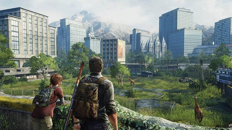 Игры с хорошим сюжетом: The Last of Us