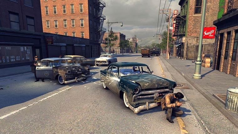 Игры с хорошим сюжетом: Mafia