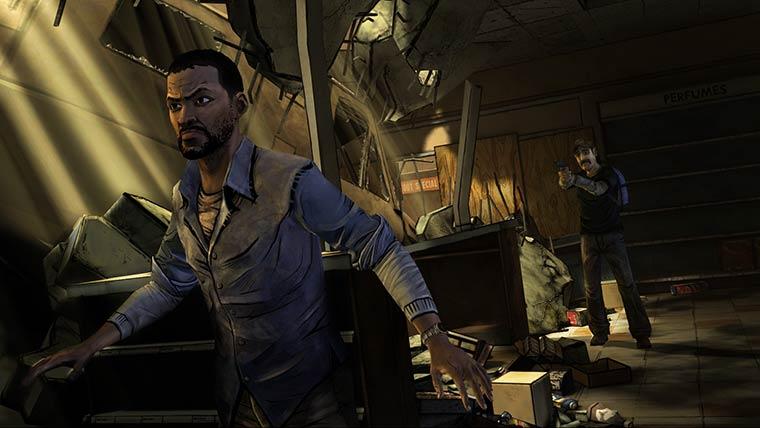 Игры с хорошим сюжетом: The Walking Dead