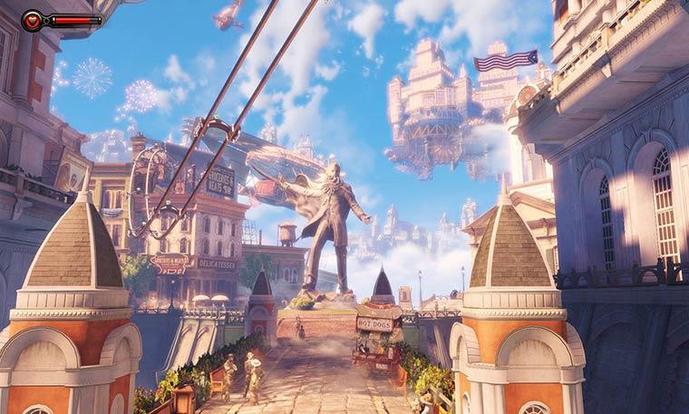 Игры с хорошим сюжетом: BioShock Infinite
