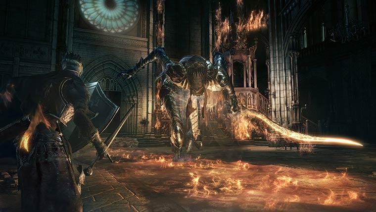 Игры с хорошим сюжетом: Dark Souls