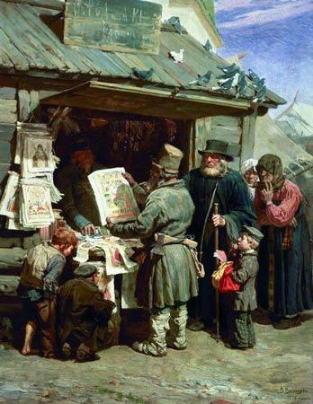 Самые популярные картины Васнецова