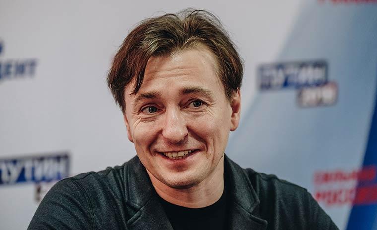 Самые известные актеры России