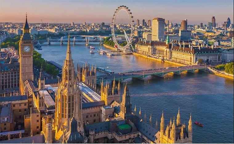 Лучшие города мира: Лондон