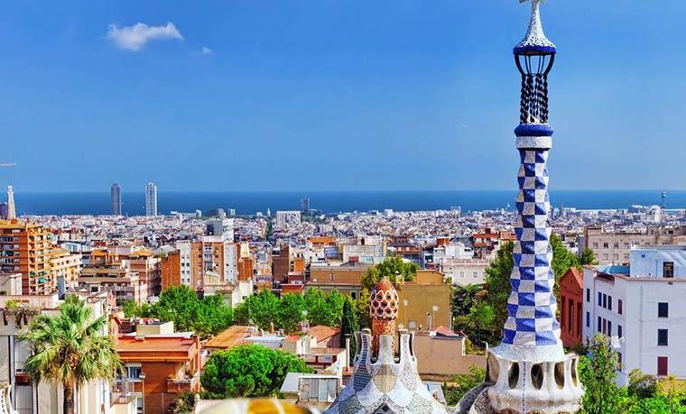 Города Испании: Барселона