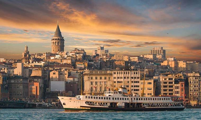 Лучшие города мира: Стамбул