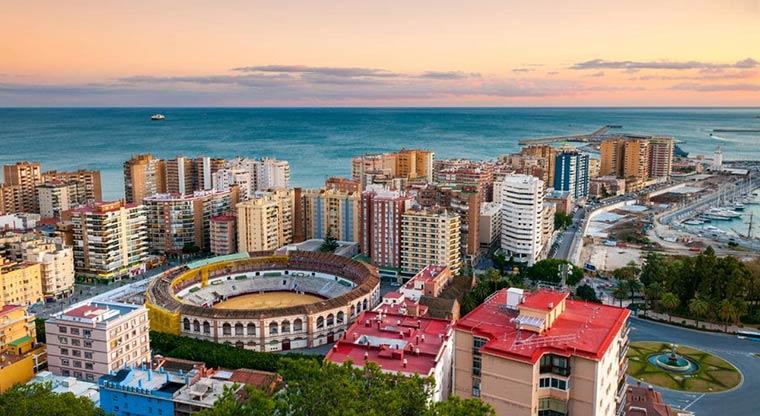 Лучшие города Испании: Малага