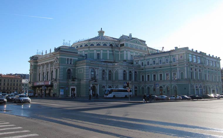 Театры России: Мариинский