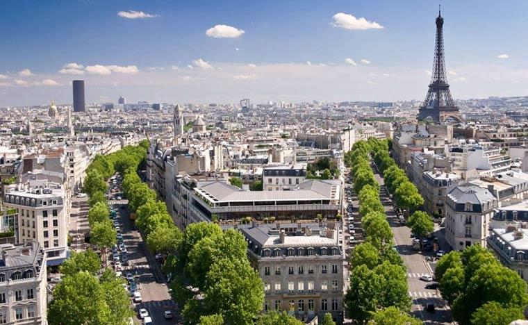 Лучшие города мира: Париж