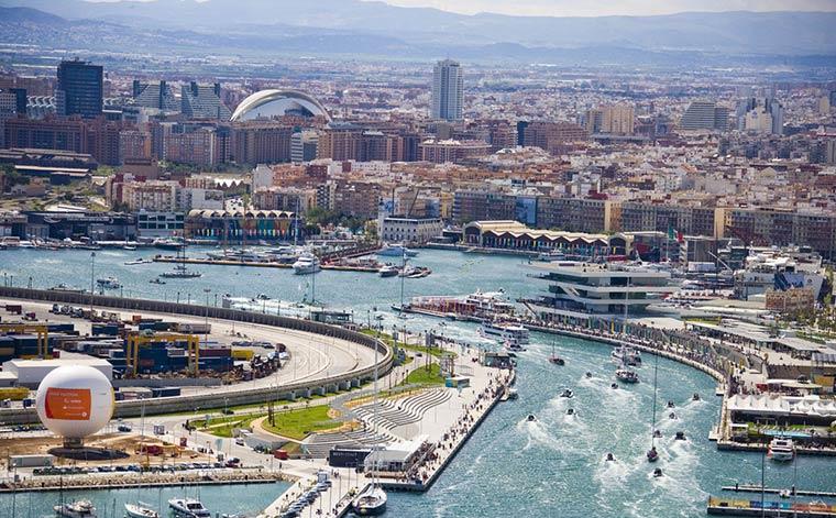 Города Испании: Валенсия