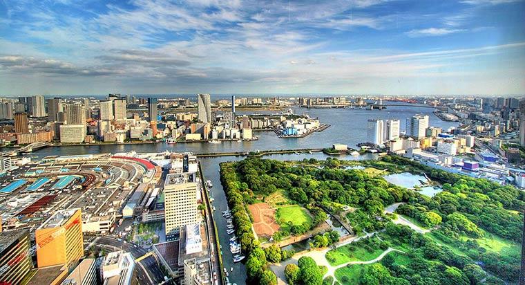 Лучшие города мира: Токио