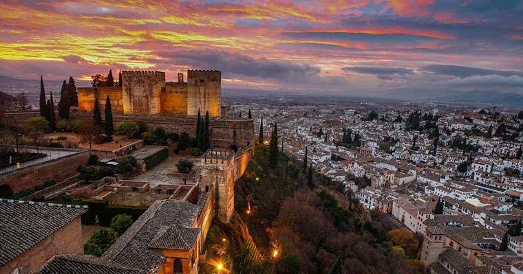 Города Испании: Гранада