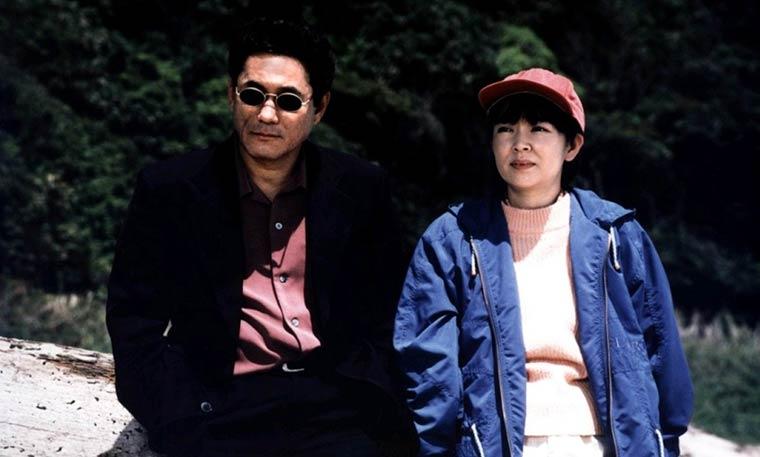 Лучшие японские фильмы: Фейерверк