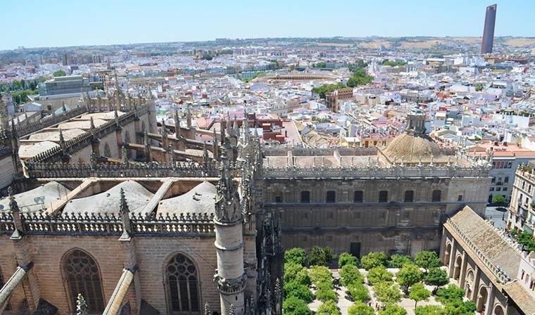 Города Испании: Севилья