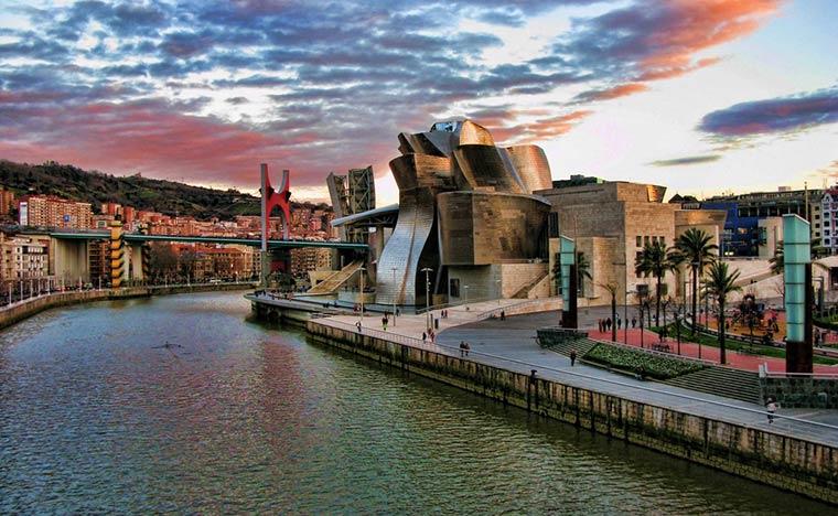 Города Испании: Бильбао