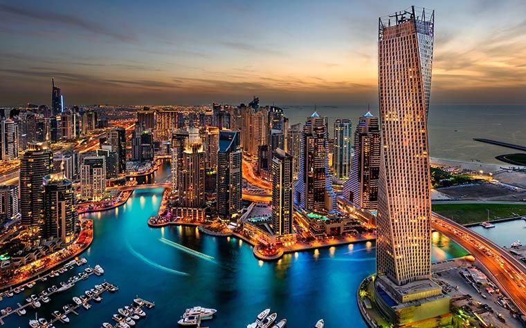 Лучшие города мира: Дубаи
