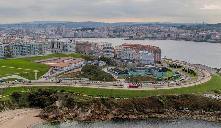 Города Испании: Ла Корунья