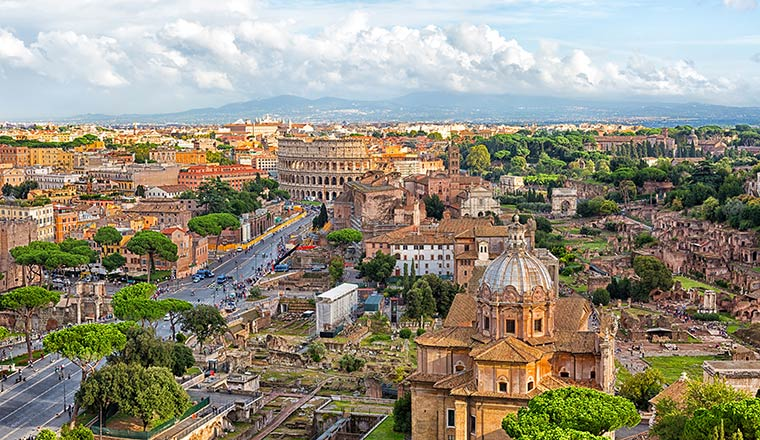 Лучшие города мира: Рим