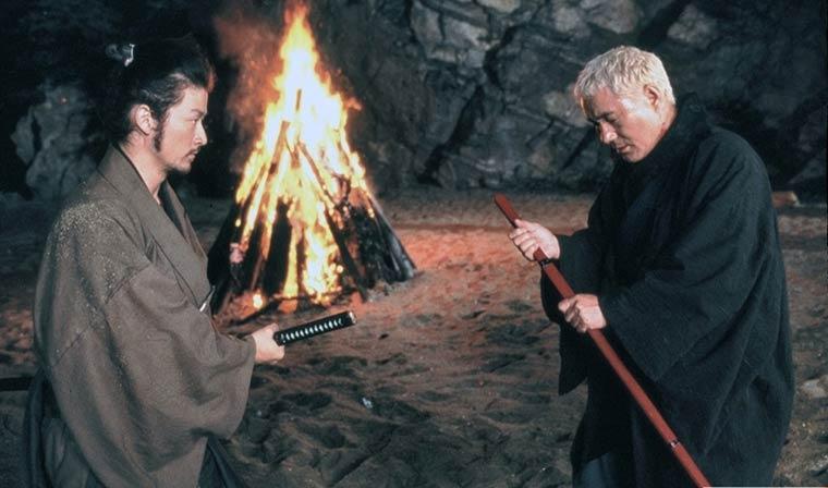Лучшие японские фильмы: Затойчи