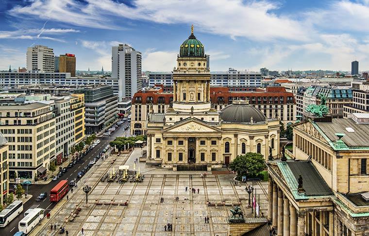 Лучшие города мира: Берлин