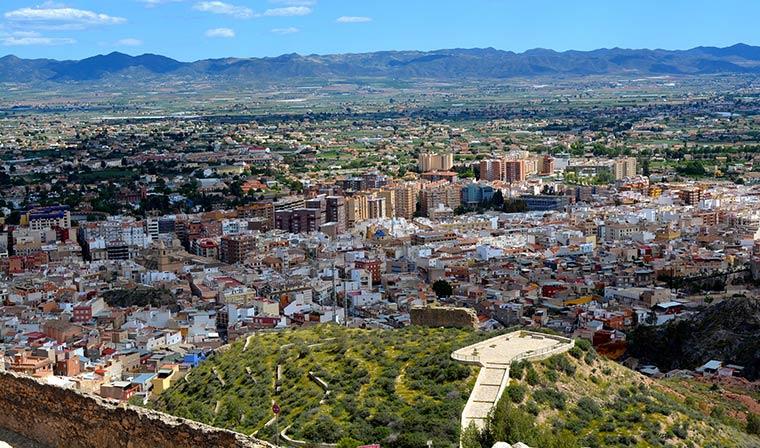 Города Испании: Мурсия