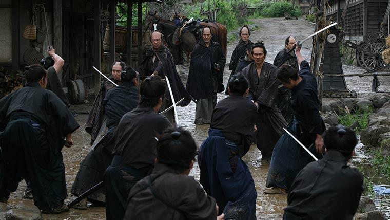 Лучшие японские фильмы: 13 убийц