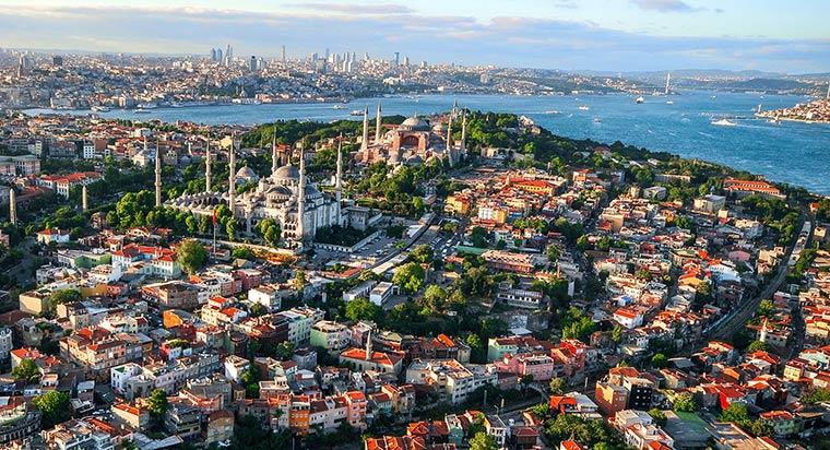 Лучшие города Турции: Стамбул