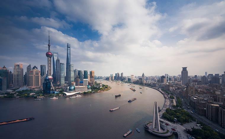 Лучшие города Китая: Шанхай