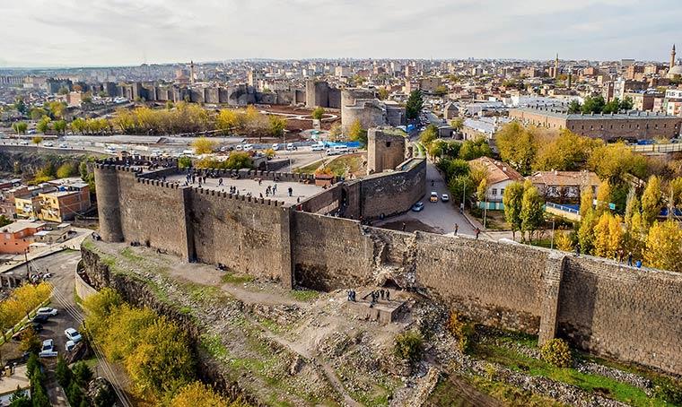 Лучшие города Турции: Диярбакыр