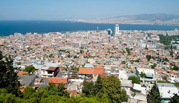 Лучшие города Турции: Измир