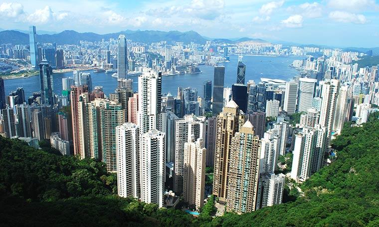 Лучшие города Китая: Гонконг